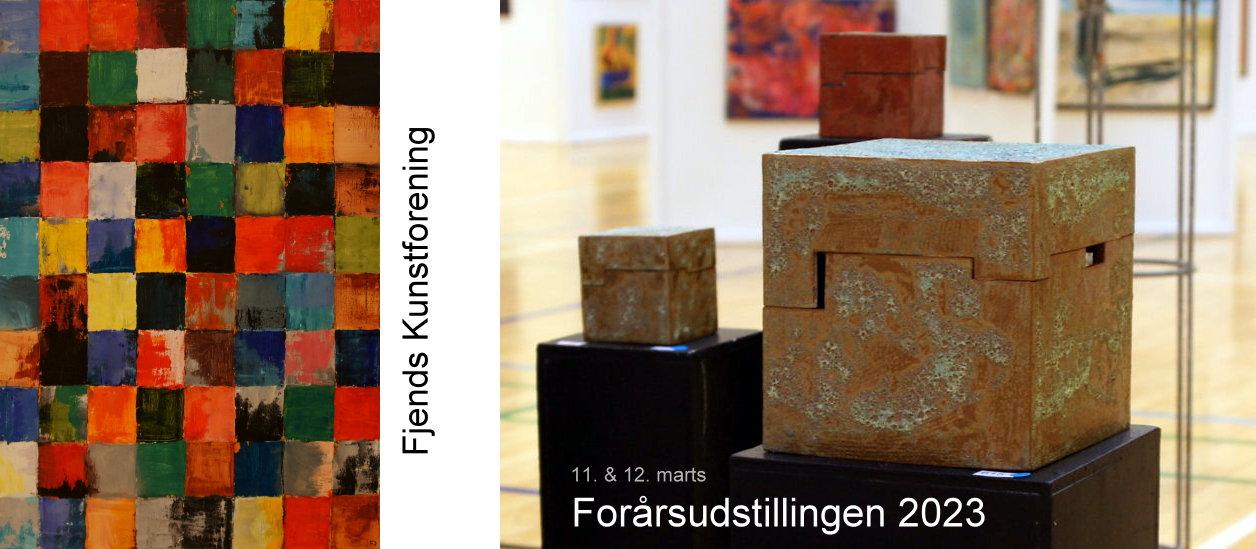 Fjends Kunstforening - Amatørkunstnernes Forårsudstilling